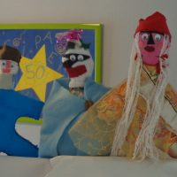 Travail avec la marionnette en ESAT